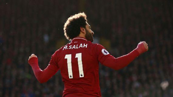 Tembakan Mohamed Salah Membawa Liverpool Ke Puncak Premier League