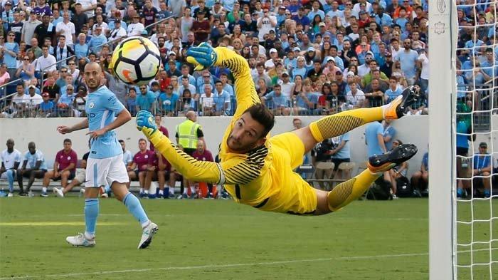 Manchester City Memenangkan Puncak Pertarungan Dengan Mengalahkan Spurs