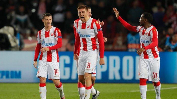 Red Star Mengejutkan Liverpool