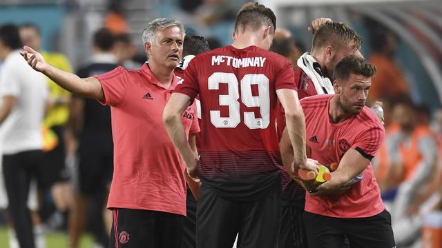 Jose Mourinho Mendapatakan Doa Dari Pemain Legenda Chelsea