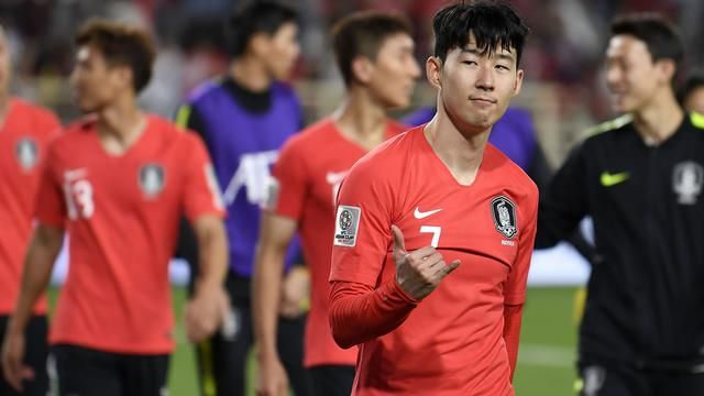 Diperkuat oleh Son Heung-min, Korsel Masuk 8 Besar Piala Asia 2019