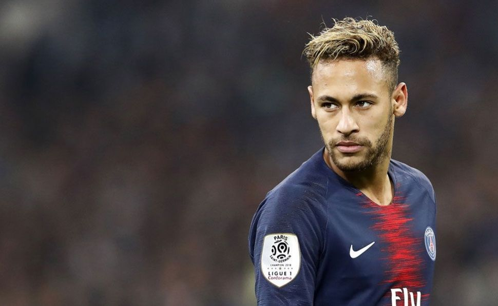 PSG Tidak Ada Peluang untuk Menurunkan Neymar Pada Saat Melawan MU