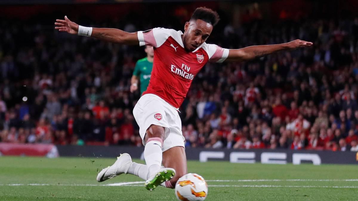 Menjadi Mesin Gol, Ini Permintaan dari Aubameyang Terhadap Manajer Arsenal