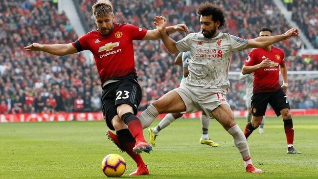 Terusik Karena Cedera, Liverpool dan MU Berbagi Angka
