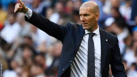 Zidane Mengungkapakan Kunci Menjadi Pemain Sukses