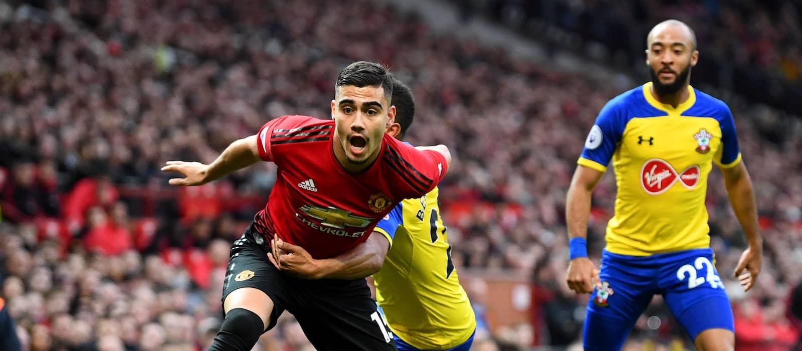 Gelandang Manchester United Ketagihan Untuk Mencetak Gol di Liga Inggris