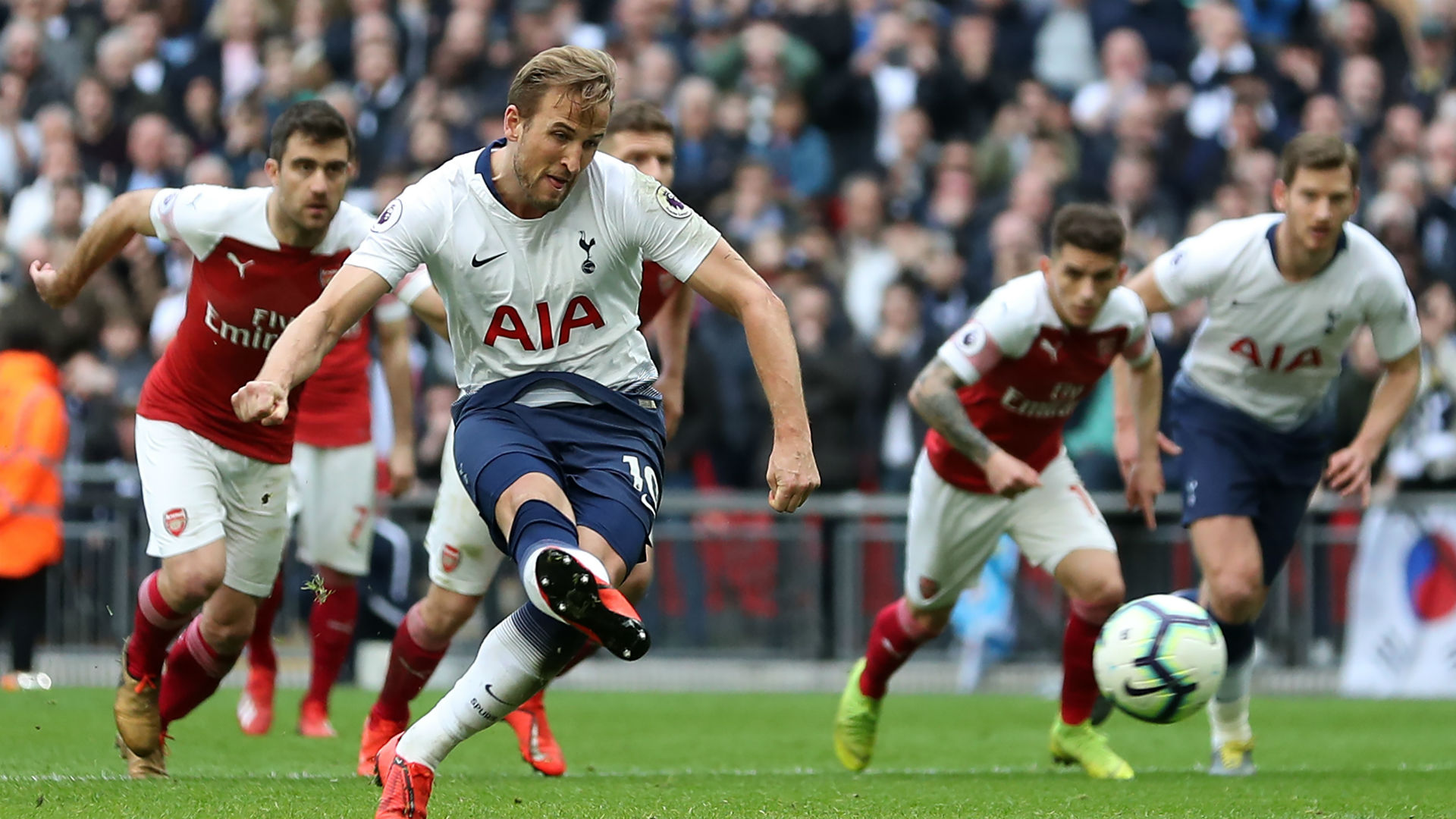 Dipenuhi 2 Penalti dan Kartu Merah, Arsenal Telah Gagal BungkamTottenham