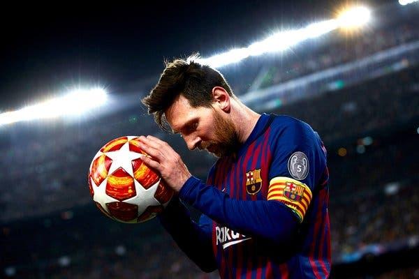 Baru Saja Pulih, Barcelona Telah Kehilangan Messi Kembali