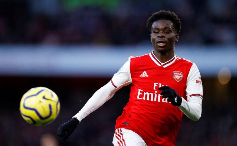 Tim Arsenal Telah Siap Mengamankan Masa Depan Pemain Bukayo Saka