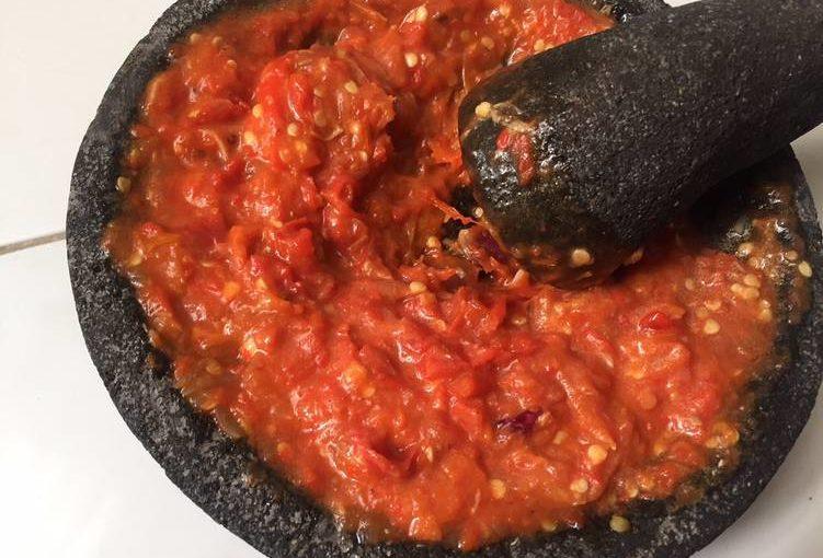Tips Membuat Sambal Tomat Agar Dapat  Bertahan Dengan Lama