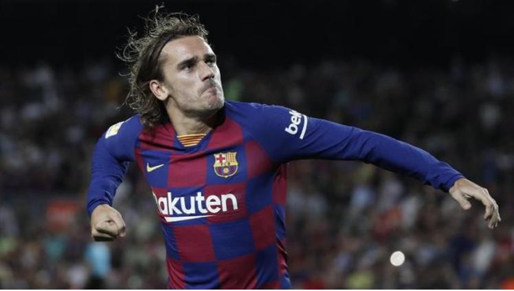 Barcelona Menolak Untuk Menukar Griezmann Dengan Lautaro
