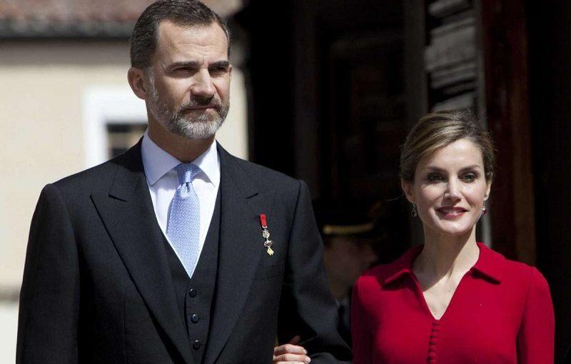 Raja Dari Spanyol Menolak Warisan Berupa Uang Dari Sang Ayah