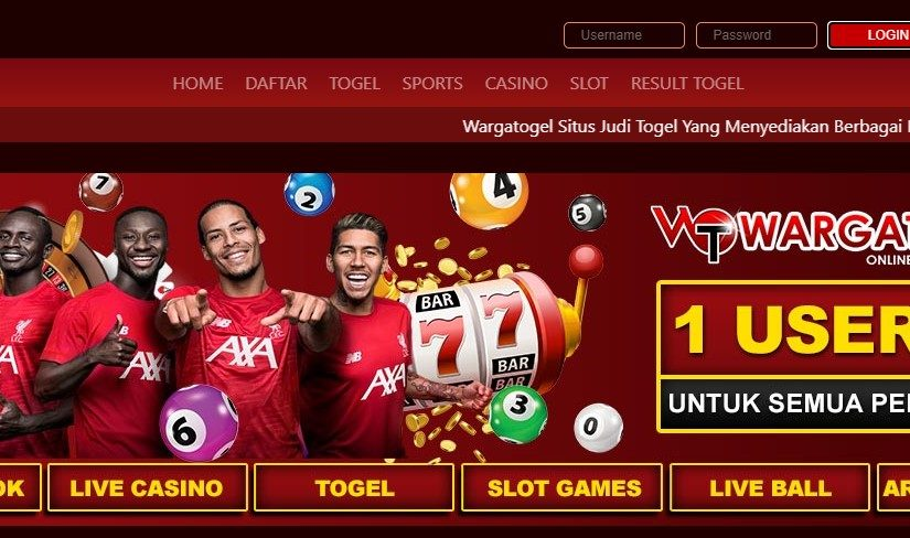 Wargatogel Bandar Togel Singapore Hits 2020
