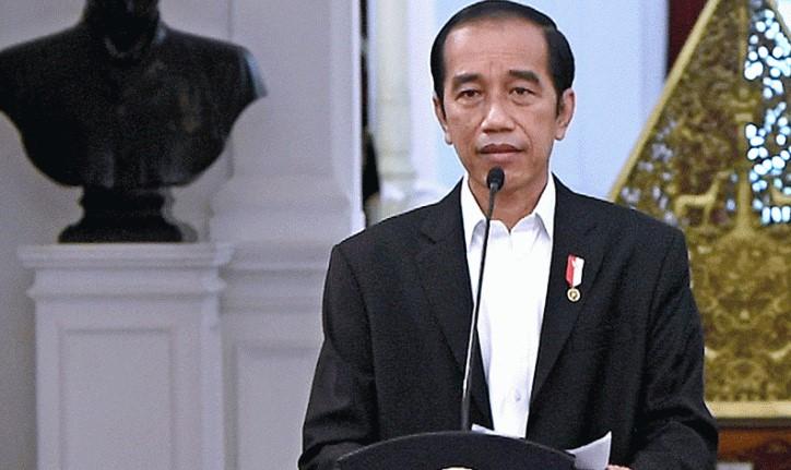 Presiden Jokowi Kutuk Kritik Macron Terhadap Islam