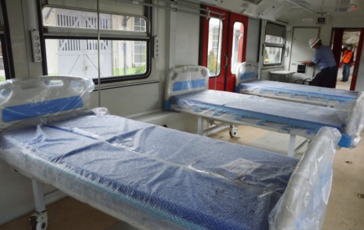 RS Darurat PT INKA Rawat 60 Pasien COVID-19